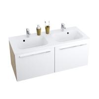 Мебель для ванной комнаты Шкафчик под умывальник RAVAK SD Chrome 120 (цвет корпуса Капучино)