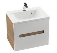 Мебель для ванной комнаты Шкафчик под умывальник RAVAK SD Classic II 60х49 (цвет корпуса  Капучино)