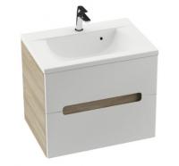 Мебель для ванной комнаты Шкафчик под умывальник RAVAK SD Classic II 70х49 (цвет корпуса Латте)