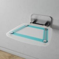 Аксессуары для ванной комнаты Сидение RAVAK Ovo B II-BLUELINE