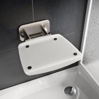 Аксессуары для ванной комнаты Сидение RAVAK Ovo B II-opal