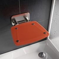 Аксессуары для ванной комнаты Сидение RAVAK Ovo B II-orange