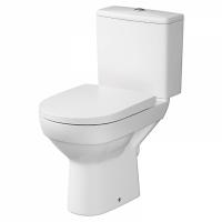 Унитазы Компакт CERSANIT City New CleanOn 011 3/5 c крышкой SoftClose