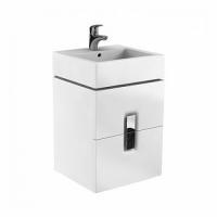 Мебель для ванной комнаты Шкафчик + Умывальник KOLO Twins (с тонким бортом) 89489 + L51950 (50)