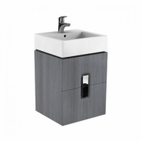 Мебель для ванной комнаты Шкафчик + Умывальник KOLO Twins (с тонким бортом) 89490 + L51950 (50)