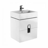Мебель для ванной комнаты Шкафчик + Умывальник KOLO Twins (с тонким бортом) 89492 + L51960 (60)