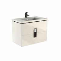 Мебель для ванной комнаты Шкафчик + Умывальник KOLO Twins (с тонким бортом) 89555 + L51980 (80)