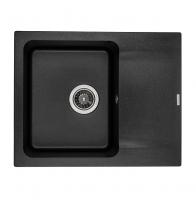 Кухонные мойки Кухонная мойка GRANADO Avila 0501 (black shine)