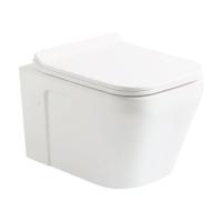 Унитазы Унитаз подвесной DEVIT UP Clean Pro 3020120 c крышкой quick-fix (soft-close)