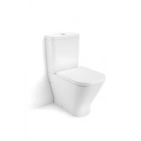 Унитазы Компакт ROCA Gap Rimless A34D738000 с сиденьем SoftClose