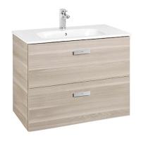 Мебель для ванной комнаты Шкафчик с умывальником ROCA Victoria Basic 60 A855854422 (венге)