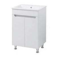 Мебель для ванной комнаты Шкафчик с умывальником ЮВВИС Эльба Кредо 55 TH-1