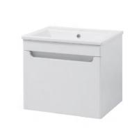 Мебель для ванной комнаты Шкафчик с умывальником ЮВВИС Эльба Кредо 55 ТП-1 Д