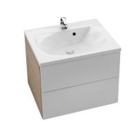 Мебель для ванной комнаты Шкафчик под умывальник RAVAK SD Rosa II 76х49 (Капучино)