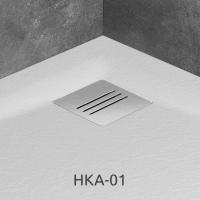 Комплектующие Решетка для поддона RADAWAY Kyntos HKA-01 (хром)