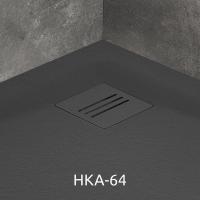 Комплектующие Решетка для поддона RADAWAY Kyntos HKA-64 (антрацит)