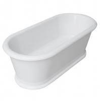 Акриловые ванны Ванна VOLLE 12-22-807 180x85 отдельностоящая