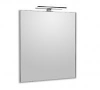 Мебель для ванной комнаты Зеркало с LED светильником VOLLE 50x60