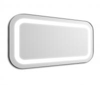 Мебель для ванной комнаты Зеркало со светодиодной подсветкой VOLLE 60x80