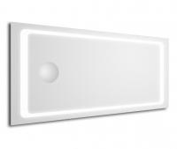 Мебель для ванной комнаты Зеркало со светодиодной подсветкой VOLLE 55x80