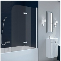 Шторки для ванной Шторка для ванны NEW TRENDY Fun (100х140)
