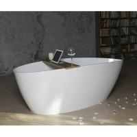 Акриловые ванны Ванна FANCY MARBLE Dolores 170х77 с сифоном без перелива