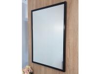 Мебель для ванной комнаты Зеркало FANCY MARBLE 7070MB 70х70 (черный)