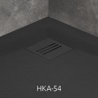 Комплектующие Решетка для поддона RADAWAY Kyntos HKA-54 (черный)