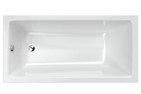 Акриловые ванны Ванна RADAWAY Mirella 120x70 с ножками (WA1-48-120x070)