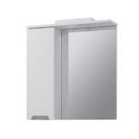 Мебель для ванной комнаты Шкафчик с зеркалом ЮВВИС Амелия Z-1 55 L