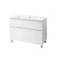 Мебель для ванной комнаты Шкафчик с умывальником ЮВВИС Этна 105 ТНБ-2 Д