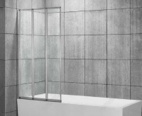 Шторки для ванной Шторка для ванны ATLANTIS PF-72-9 (90х140)