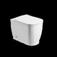 Унитазы Унитаз напольный DEVIT Afina 3030150 с крышкой (soft-close quickfi)