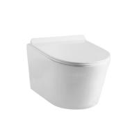 Унитазы Унитаз подвесной DEVIT Project 2.0 3220147 Clean Pro с крышкой (soft-close)
