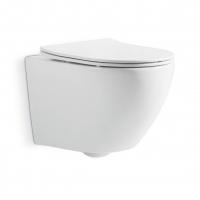 Унитазы Унитаз подвесной DEVIT Universal CleanOn 3020162 с крышкой (soft-close quickfi)