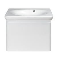 Мебель для ванной комнаты Шкафчик с умывальником DEVIT Fly 0020120W 60
