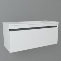 Мебель для ванной комнаты Шкафчик с умывальником DEVIT UP 0W22120W 100
