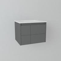 Мебель для ванной комнаты Шкафчик с умывальником DEVIT Laguna 0020110A 60