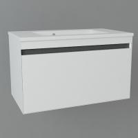 Мебель для ванной комнаты Шкафчик с умывальником DEVIT UP 0W20120W 60