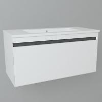 Мебель для ванной комнаты Шкафчик с умывальником DEVIT UP 0W21120W 80