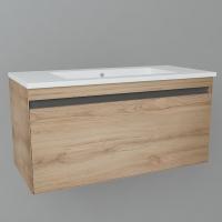 Мебель для ванной комнаты Шкафчик с умывальником DEVIT UP 0021120L 80
