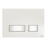 Кнопки для смыва Спускная кнопка CERSANIT Movi (белый)