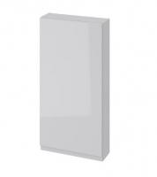 Мебель для ванной комнаты Пенал CERSANIT Moduo 40 - настенный (серый)