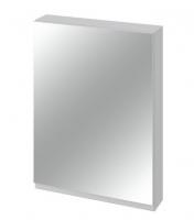 Мебель для ванной комнаты Шкафчик с зеркалом CERSANIT Moduo 60 - серый