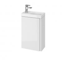 Мебель для ванной комнаты Шкафчик с умывальником CERSANIT Moduo 40 (B08) - белый