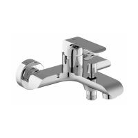 Смесители для ванны Смеситель для ванны RAVAK Flat FL 022.00/150