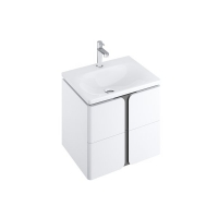 Мебель для ванной комнаты Шкафчик под умывальник RAVAK SD Balance 50х46,5 (белый)