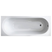 Акриловые ванны Ванна VOLLE Aiva (170x70) без ножек