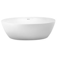 Акриловые ванны Ванна VOLLE (170x82) - матовая
