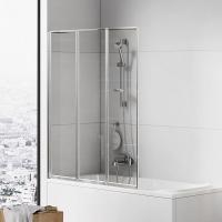Шторки для ванной Шторка для ванны NEW TRENDY Trex (100x140)
